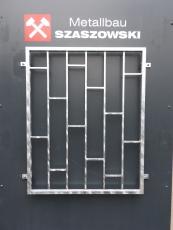 Fenstergitter - Modell Leiter 2