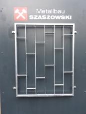 Fenstergitter - Modell Leiter 1