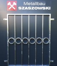 Fenstergitter - Modell Ringe 2