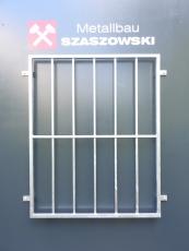 Fenstergitter - Modell Querstange
