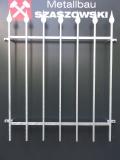 Fenstergitter - Modell Spitze