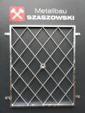 Fenstergitter - Modell Kreuz